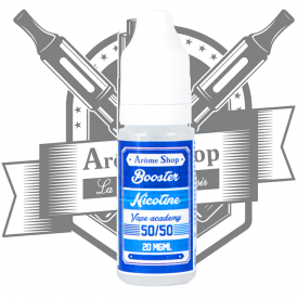 ARÔME SHOP - BOOSTER 50PG/50VG - POUR DIY (DO IT YOURSELF) OU 50ML ET PLUS +