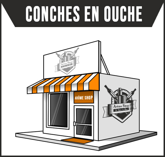 Arôme Shop Conches en Ouche