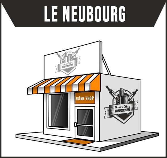 Arôme Shop Le Neubourg