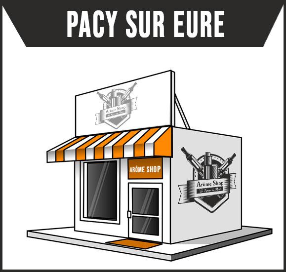 Arôme Shop Pacy sur Eure