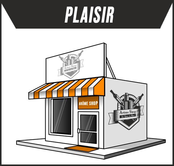 Arôme Shop Plaisir